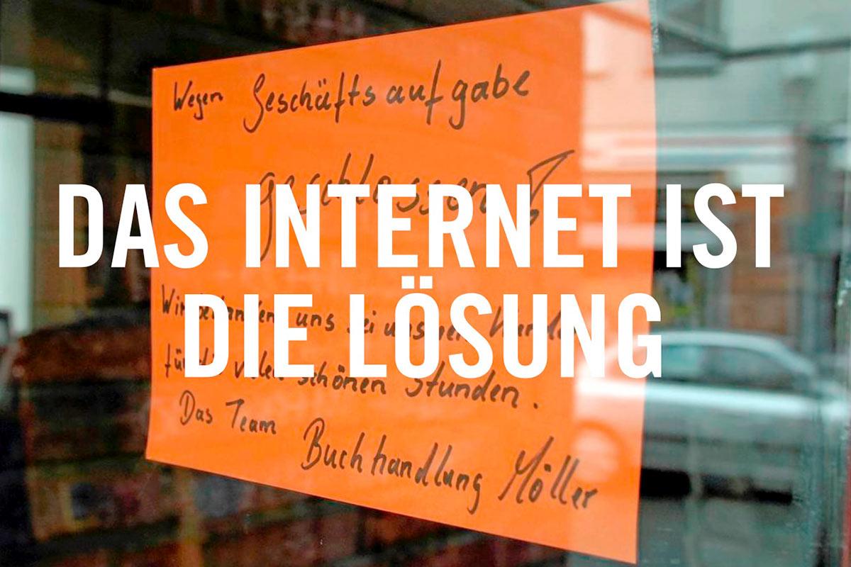Das Internet ist die Lösung - Breuna Marktplatz